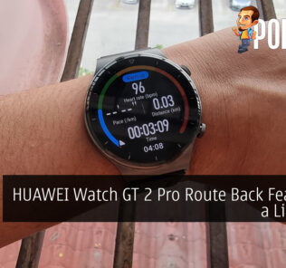 HUAWEI Watch GT 2 Pro Route Back Feature is a Lifesaver