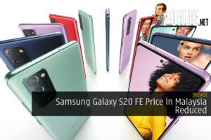 Samsung Galaxy S20 FE Price in Malaysia Reduced