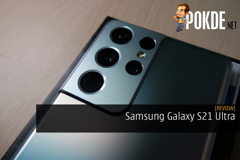 Samsung Galaxy S21 Ultra Review -