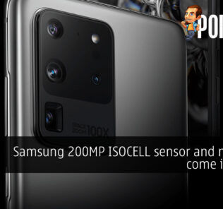 samsung 200mp isocell cover