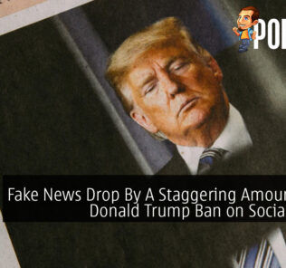 Fake News Drop By A Staggering Amount After Donald Trump Ban on Social Media 20