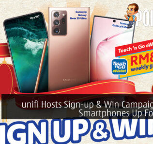 unifi Hosts Sign-up & Win Campaign With Smartphones Up For Grabs 18