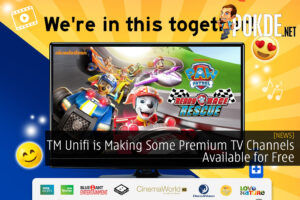 TM Unifi is Making Some Premium TV Channels Available for Free