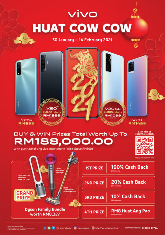 vivo Malaysia Is Offering You The Chance To Win Prizes Worth Up To RM188,000 20