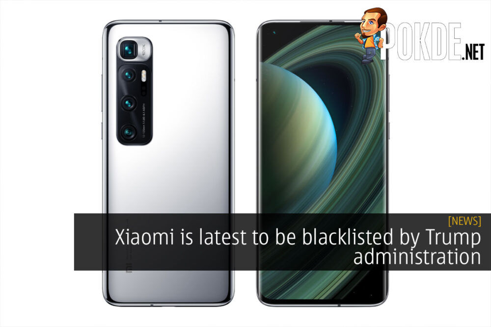 xiaomi blacklisted trump cover