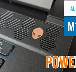 Alienware m15 R3 Unboxing and First Impressions 19