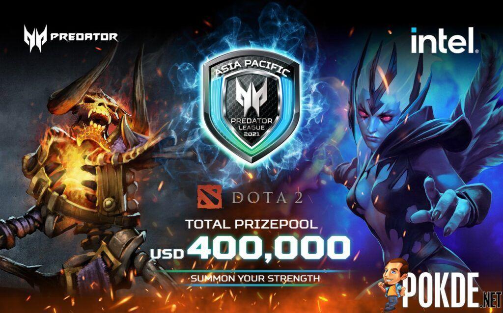 APAC Predator League 2021-Dota-2