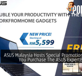 ASUS Malaysia Hosts Special Promotion When You Purchase The ASUS ExpertBook B9 19