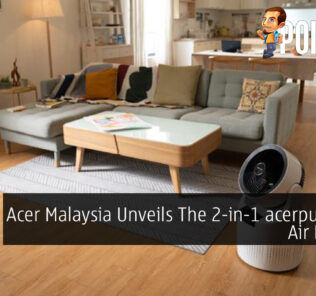 Acer Malaysia Unveils The 2-in-1 acerpure cool Air Purifier 28