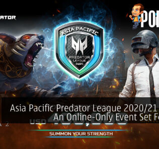 Asia Pacific Predator League 2020/21 cover