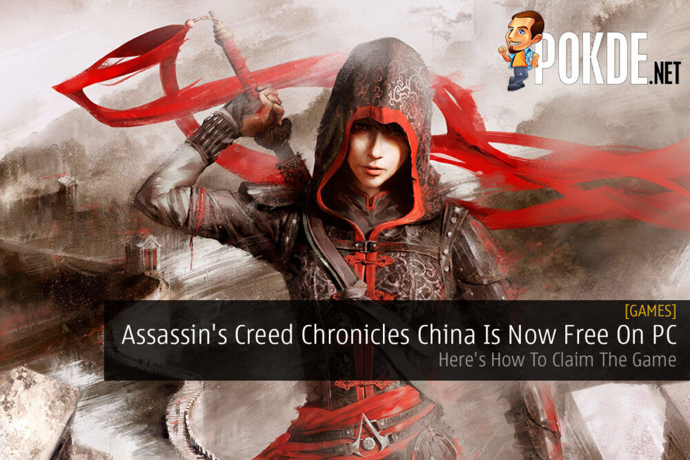 Assassin's Creed Chronicles China Is Now Free On PC — Here's How To Claim The Game 18