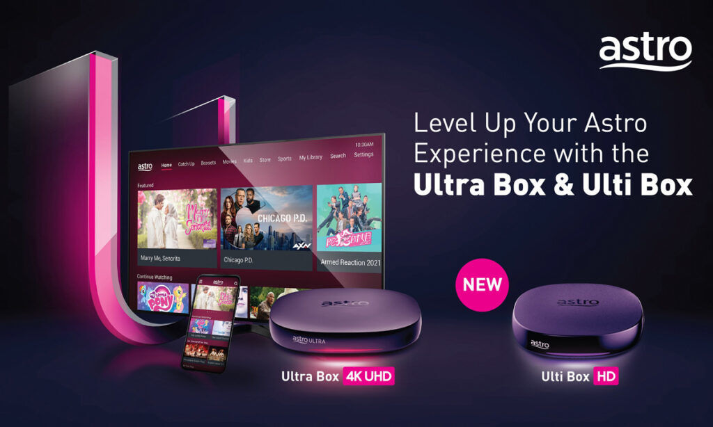 Astro Launches Astro Ulti Box HD From RM49 26