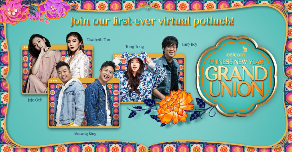 Celebrate Chinese New Year Together With Celcom And You Could Win RM888 27