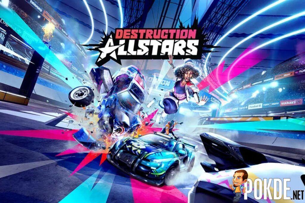 Destruction AllStars Poster