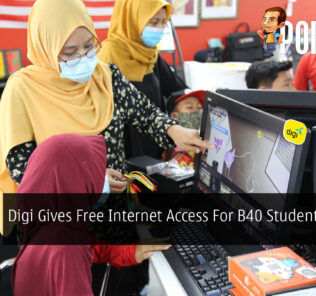 Digi Gives Free Internet Access For B40 Students At PPR 22
