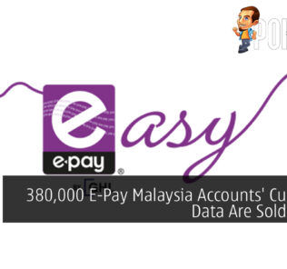 E-Pay Malaysia Database Leak cover
