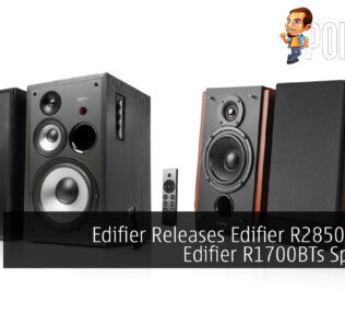 Edifier R2850DB and Edifier R1700BTs Speakers cover