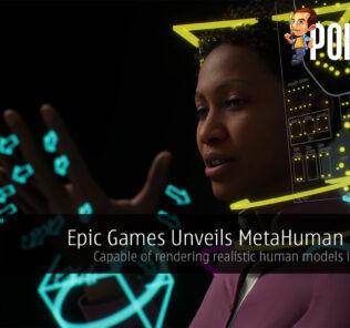 Epic Games MetaHuman Creator cover