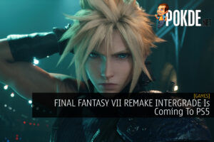 FINAL FANTASY VII REMAKE INTERGRADE cover