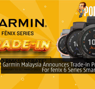 Garmin Malaysia Announces Trade-in Program For fenix 6 Series Smartwatch 21