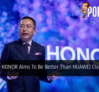 HONOR Aims To Be Better Than HUAWEI Claims CEO 22