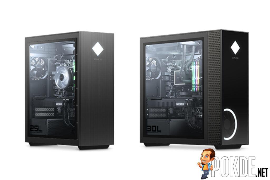 HP OMEN 25L Desktop PC