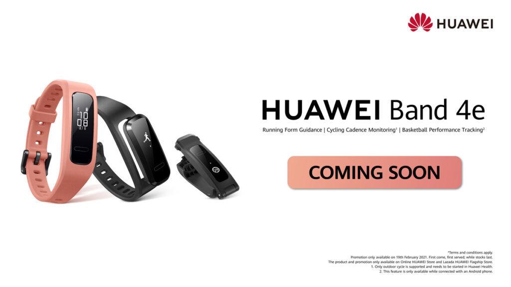 HUAWEI Band 4e Coming Soon To Malaysia 27