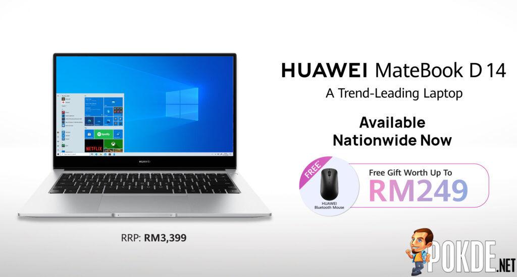 HUAWEI MateBook D 14 2020 Intel Edition