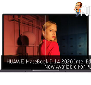 HUAWEI MateBook D 14 2020 Intel Edition cover
