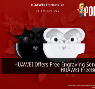 HUAWEI Offers Free Engraving Service For HUAWEI FreeBuds Pro 24