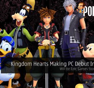 Kingdom Hearts PC Epic Games Store