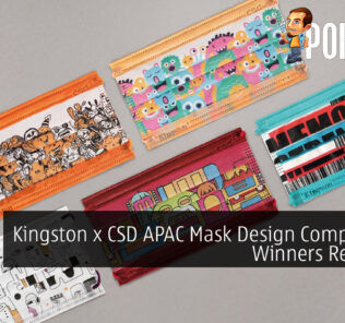Kingston x CSD APAC Mask Design Competition Winners Revealed 19