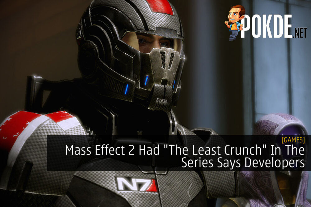 "Mass Effect 2 Had ""The Least Crunch"" In The Series Says Developers 25"