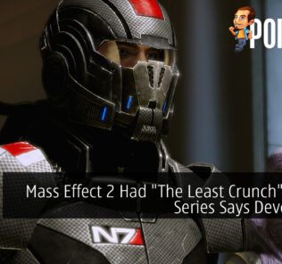 "Mass Effect 2 Had ""The Least Crunch"" In The Series Says Developers 20"