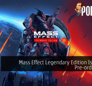 Mass Effect Legendary Edition cover