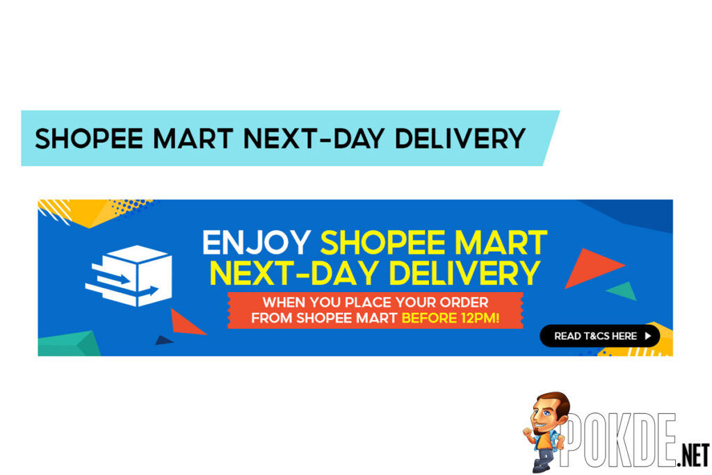 Shop During 3.3 Supermarket Sale And Get Your Order Tomorrow With Shopee's Next-Day Delivery 22