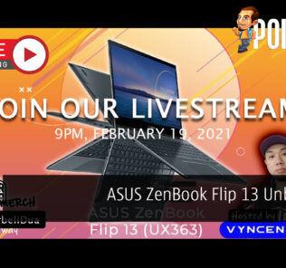 PokdeLIVE 92 — ASUS ZenBook Flip 13 Unboxing! 24