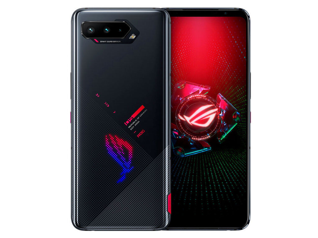 ROG Phone 5 design