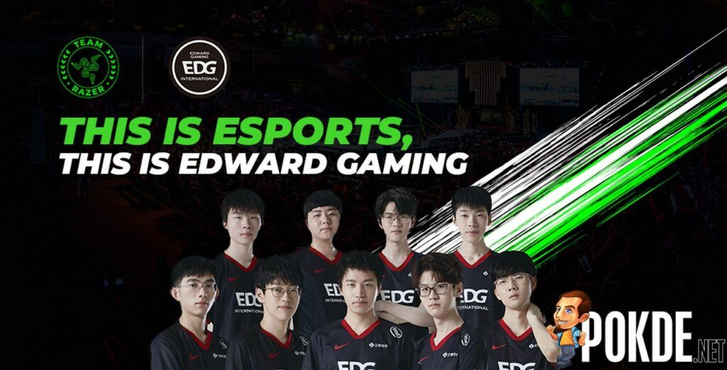 Razer Asia Pacific League of Legends Edward Gaming