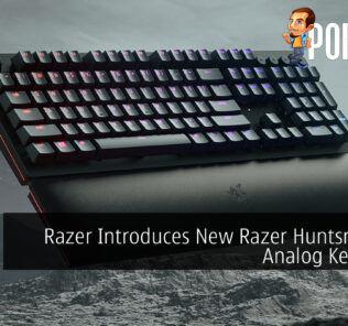 Razer Huntsman V2 Analog cover