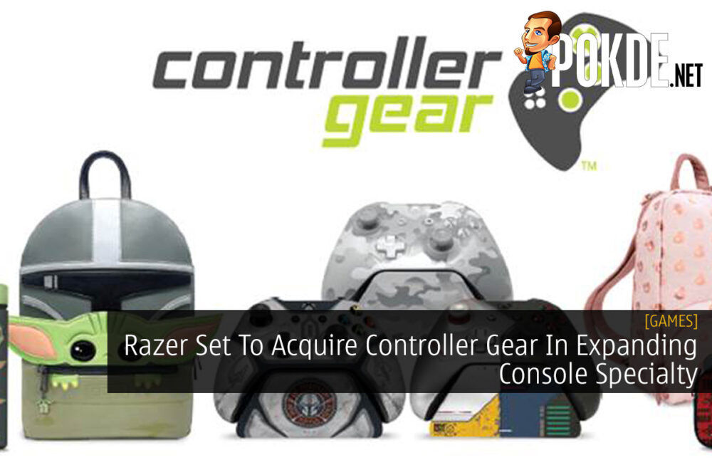 Razer Set To Acquire Controller Gear In Expanding Console Specialty 23