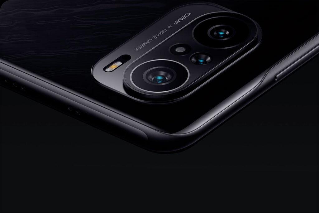 Redmi K40 Pro+ 108mp camera