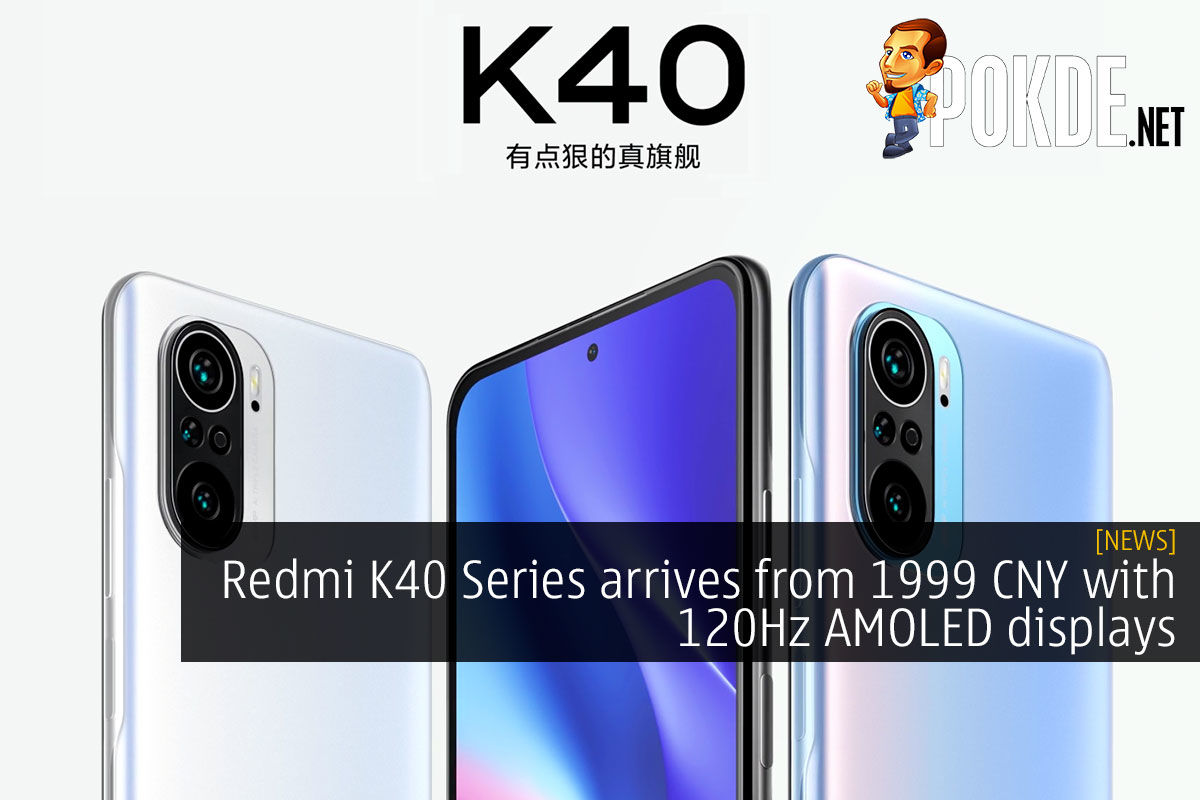 Redmi K40 series cover
