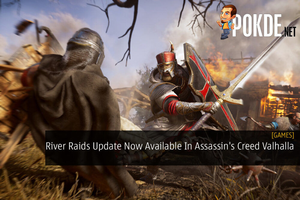 River Raids Update Now Available In Assassin's Creed Valhalla 21