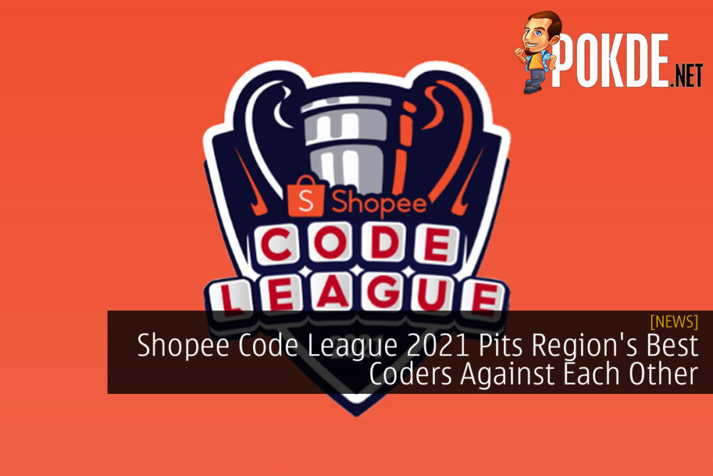 Shopee Code League 2021 cover