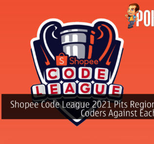 Shopee Code League 2021 cover