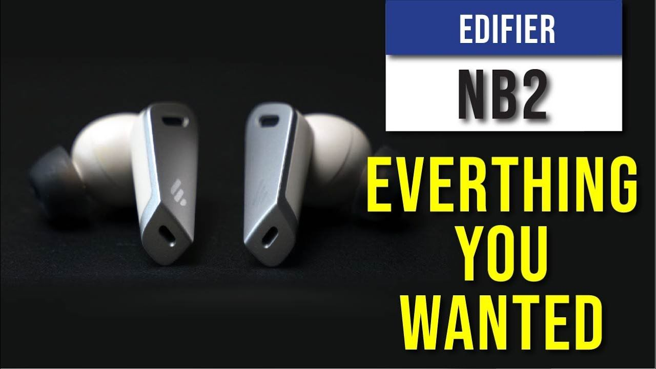 Edifier TWS NB2 Review - Everything you wanted in a TWS 14