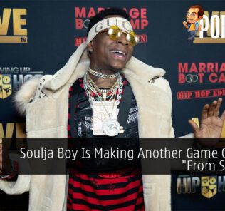 Soulja Boy Soulja Game console cover