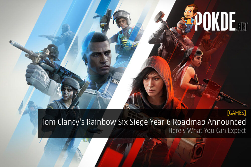 Tom Clancy's Rainbow Six Siege Year 6 Roadmap Announced — Here's What You Can Expect 22
