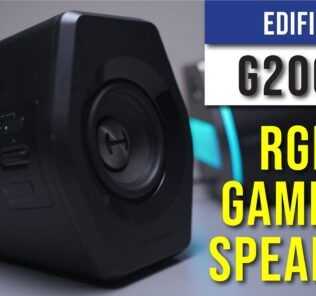 Edifier G2000 Review - A gaming RGB Speaker 28